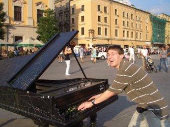 Krakow piano