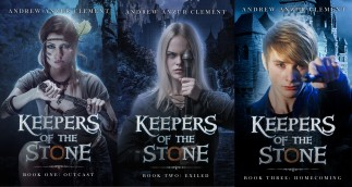The Keepers of the Stone trilogy