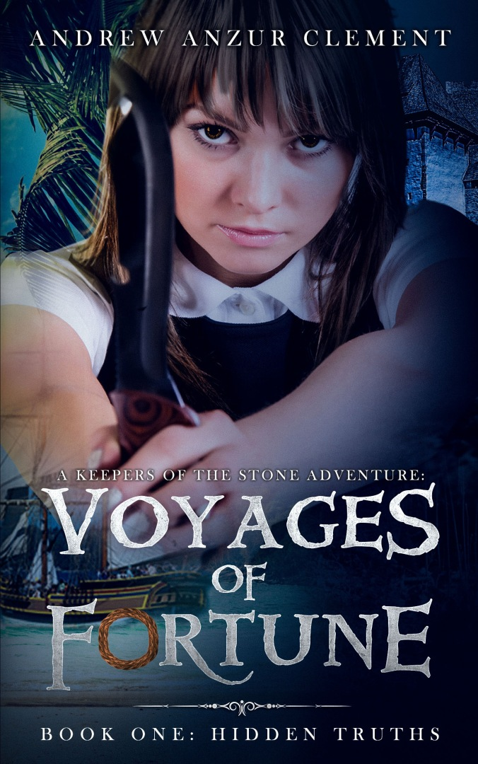 Voyages of Fortune 1 ecover