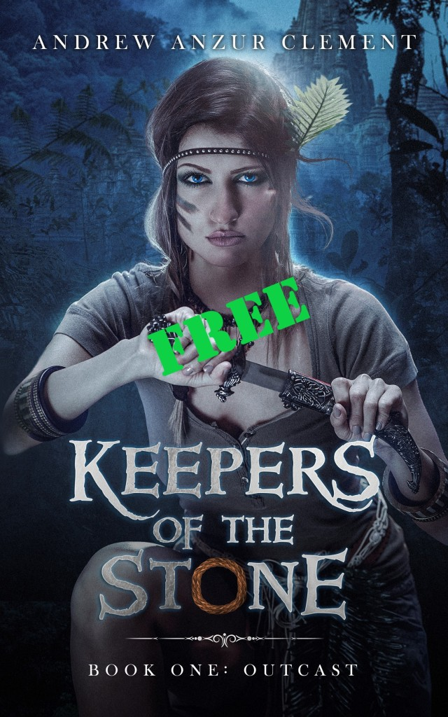 Keepers 1 ebook cover free promo