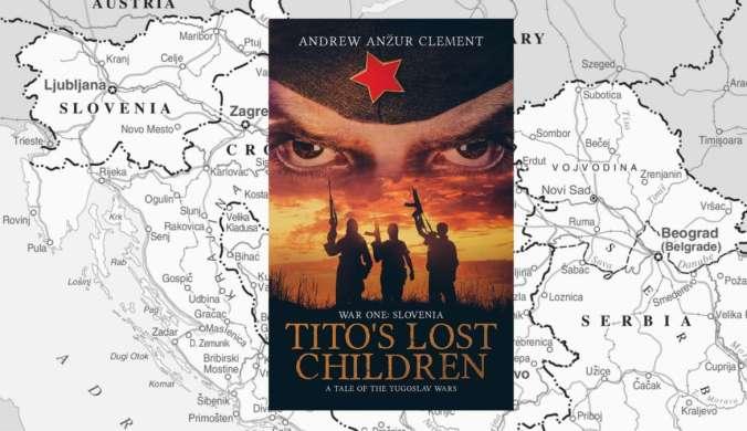 Tito's Lost Children TSN art