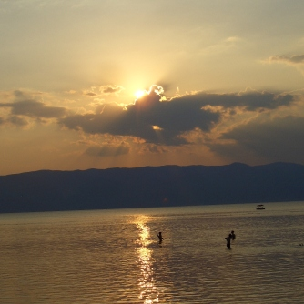 Lake Ohrid, Where Jovana and Hristijan grew up