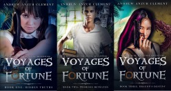 The Voyages of Fortune Trilogy