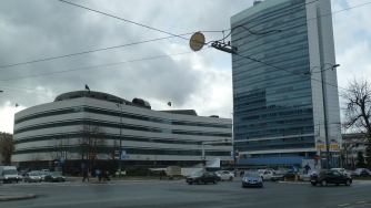 BiH Parliament, where the Council of National Salvation was declaired