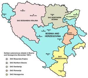 Bosnian SAOs