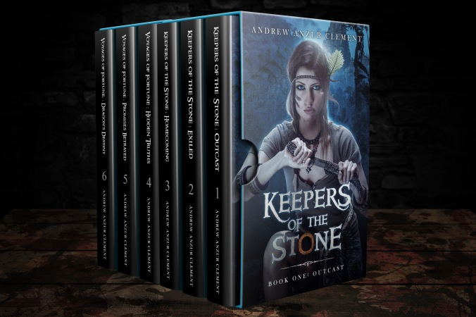 keepers Voyages omnubus 3d promo