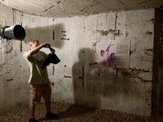 'Secret' bunker beneath Belgrade Fortress, the location of another key twist.