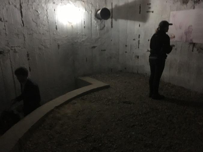 Bunker in Belgrade Fort